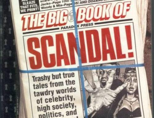 Perché uno scandalo attrae così tanto?