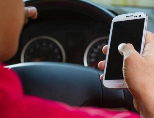 Cellulare in auto: il vero pericolo