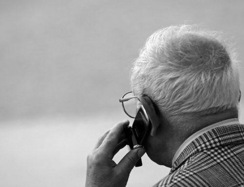 Anziani e isolamento durante l'epidemia